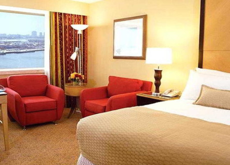 Hotelzimmer mit Hochstuhl im InterContinental Miami