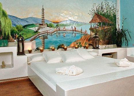 Hotelzimmer mit Fitness im Casa de Hilario