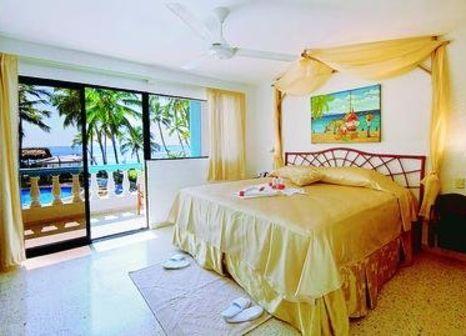 Hotelzimmer mit Mountainbike im Playa Esmeralda