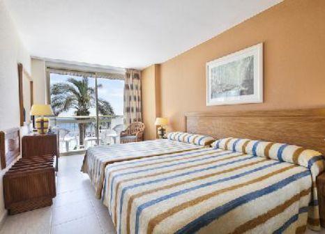 Hotelzimmer mit Volleyball im Best Maritim