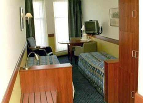 Hotelzimmer mit WLAN im A-train