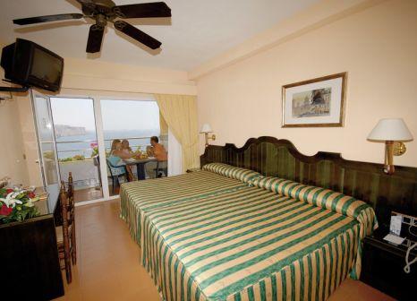 Hotelzimmer mit Volleyball im Diverhotel Odyssey Aguadulce