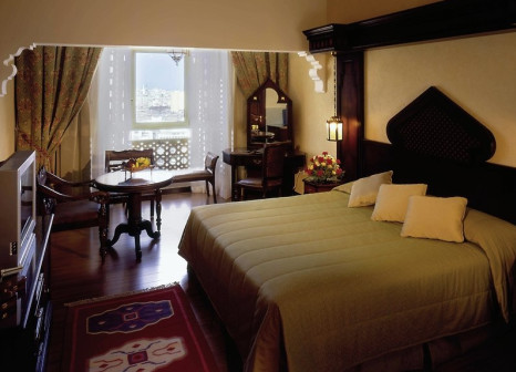 Hotelzimmer mit Aerobic im Arabian Courtyard Hotel & Spa