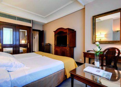 Hotelzimmer mit Hallenbad im Hotel Miguel Angel by BlueBay