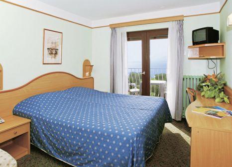 Hotelzimmer mit Mountainbike im Park Plaza Belvedere Medulin