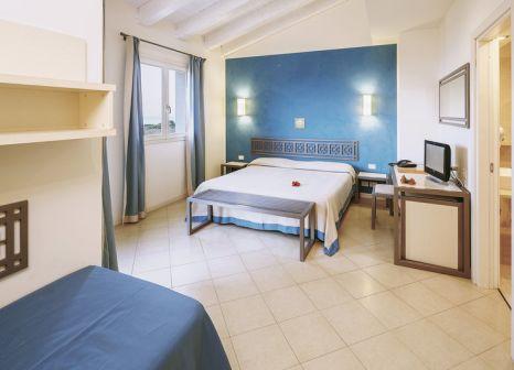 Hotelzimmer mit Volleyball im Sikania Resort & Spa