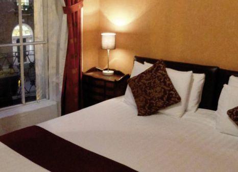 Hotelzimmer mit Restaurant im Russell Court