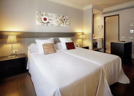 Hotelzimmer mit Clubs im Hotel Condado Barcelona