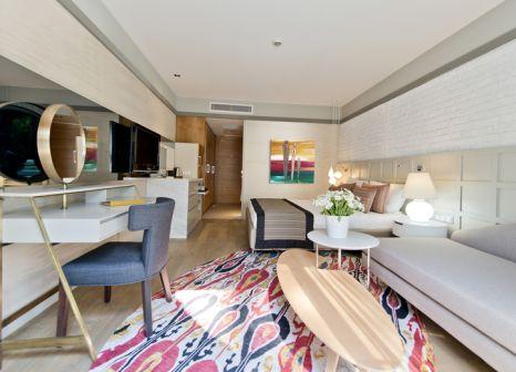 Hotelzimmer mit Yoga im Barut Cennet