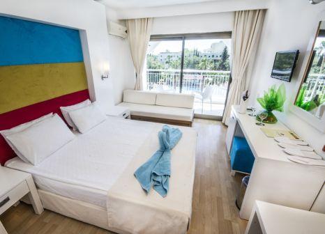Hotelzimmer mit Volleyball im Serra Park Hotel