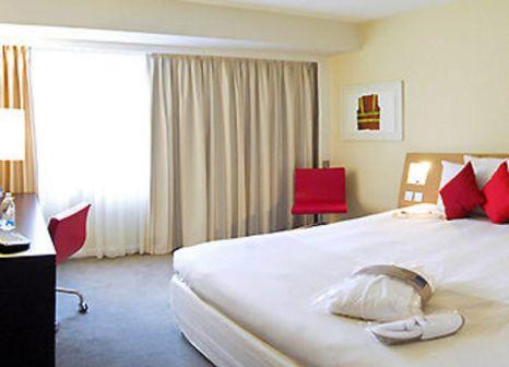 Hotelzimmer mit Mountainbike im Novotel London Bridge Hotel