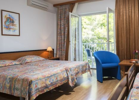 Hotelzimmer mit Fitness im Orsan Hotel by Aminess