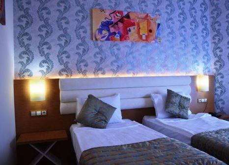 Hotelzimmer mit Volleyball im Notion Kesre Beach Hotel & Spa