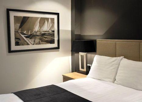 Hotelzimmer mit Klimaanlage im Hotel Piet Hein