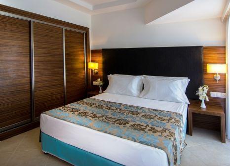 Hotelzimmer mit Volleyball im Palm Wings Beach Resort Kusadasi