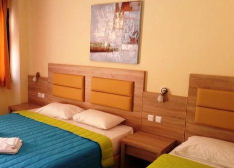 Hotelzimmer mit Golf im Blue Aegean Hotel & Suites