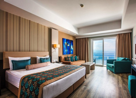 Hotelzimmer mit Yoga im Aria Claros Beach & Spa Resort