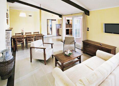 Hotelzimmer mit Volleyball im Meliá Istrian Villas