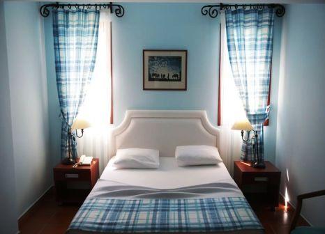 Hotelzimmer mit Tischtennis im Hotel Meri