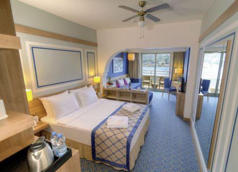 Hotelzimmer mit Yoga im La Blanche Island Bodrum