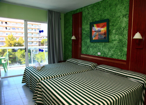 Hotelzimmer mit Fitness im Ohtels Villa Dorada