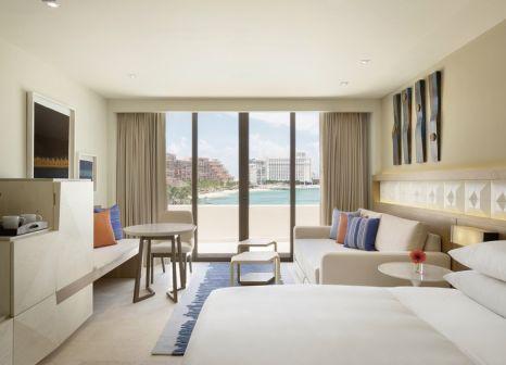 Hotelzimmer mit Volleyball im Hyatt Ziva Cancun