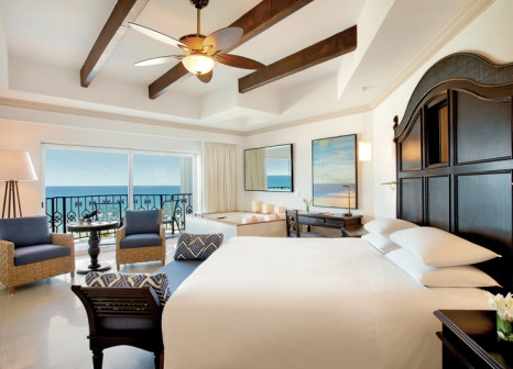 Hotelzimmer mit Volleyball im Hyatt Zilara Cancún