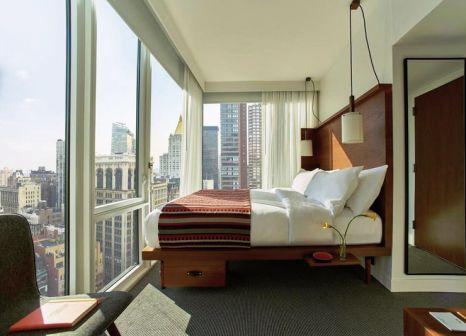 Hotelzimmer mit Fitness im Arlo NoMad