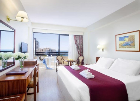 Hotelzimmer mit Tischtennis im Kapetanios Odysseia Hotel
