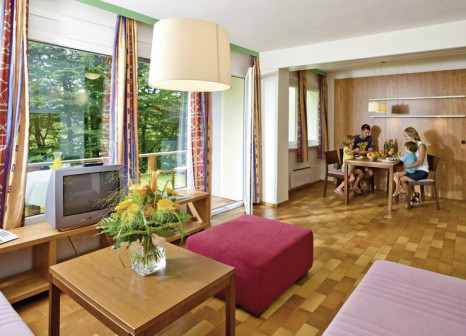 Hotelzimmer mit Minigolf im Sonnenhotel Hafnersee
