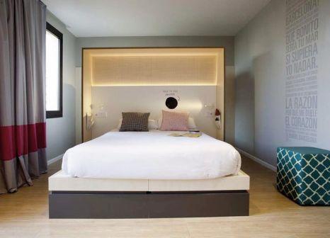 Hotelzimmer mit Pool im Toc Hostel Barcelona