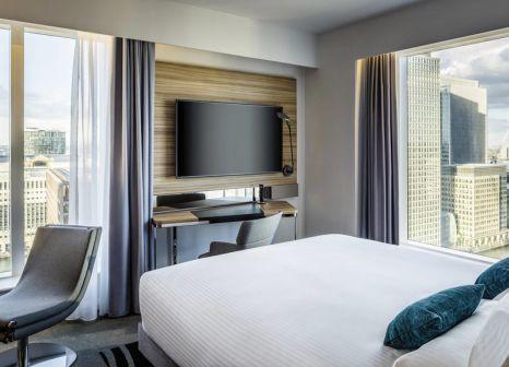 Hotelzimmer im Novotel London Canary Wharf günstig bei weg.de