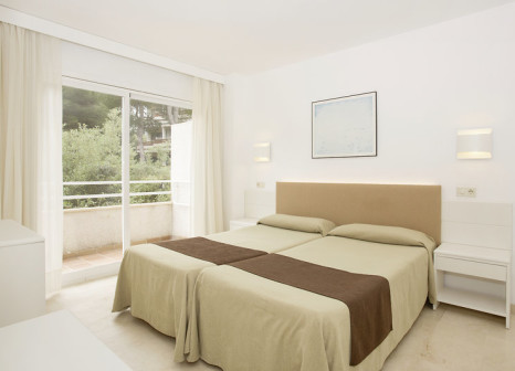 Hotelzimmer mit Golf im Aparthotel Canyamel Sun