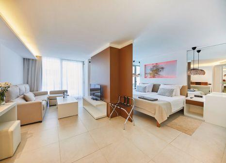 Hotelzimmer mit Volleyball im Monsuau Cala D´Or Boutique Hotel