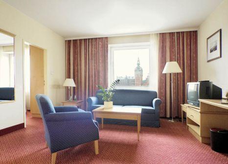 Hotelzimmer mit Aerobic im Scandic Gdansk