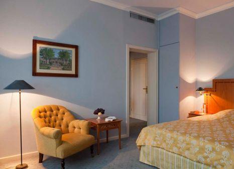Hotelzimmer mit Golf im Grandhotel Hessischer Hof