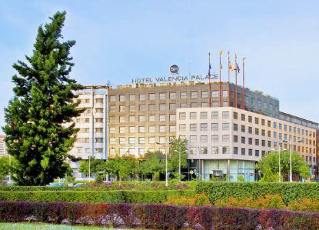 Hotel SH Valencia Palace günstig bei weg.de buchen - Bild von Travelix