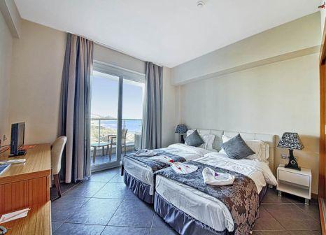 Hotelzimmer mit Volleyball im Paradise Resort Özdere