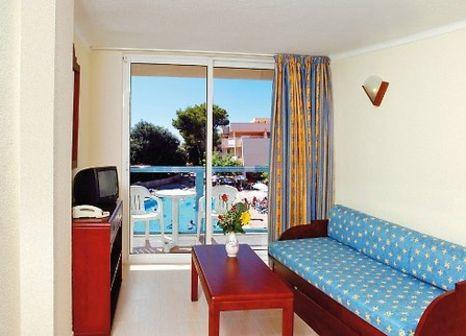 Hotelzimmer mit Tennis im Aparthotel Canyamel Sun