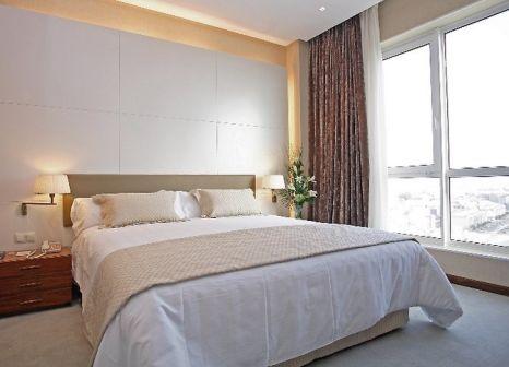 Hotelzimmer mit Tennis im Sercotel Sorolla Palace