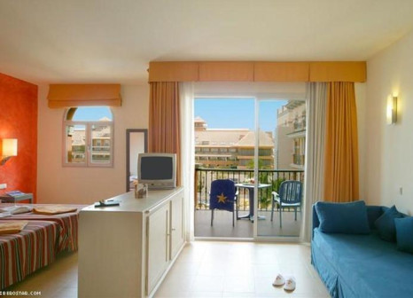 Hotelzimmer mit Golf im Ohtels Islantilla