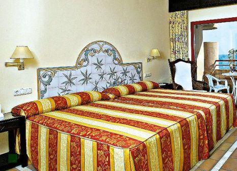 Hotelzimmer mit Mountainbike im Almuñécar Playa Spa