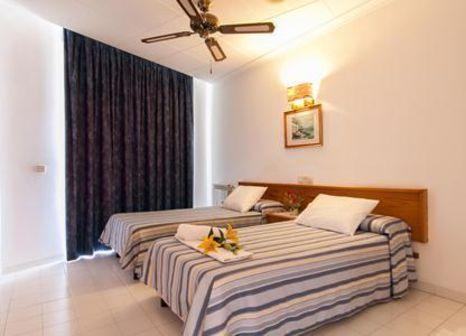 Hotelzimmer mit Tennis im Apartments Es Trenc