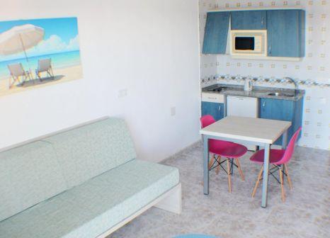 Hotelzimmer mit Golf im Playa Moreya