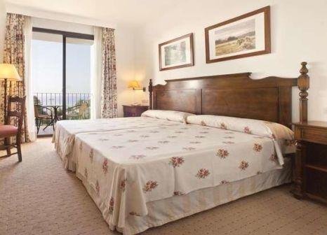 Hotelzimmer mit Tischtennis im TRH Mijas Hotel