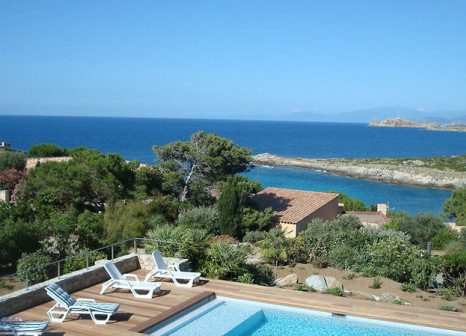 Hotel Villa A Madrigale in Korsika - Bild von Rhomberg Reisen
