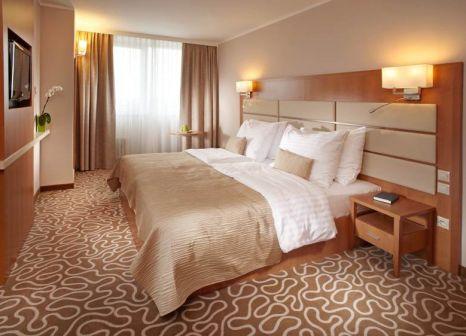 Hotelzimmer mit Tischtennis im Orea Hotel Pyramida