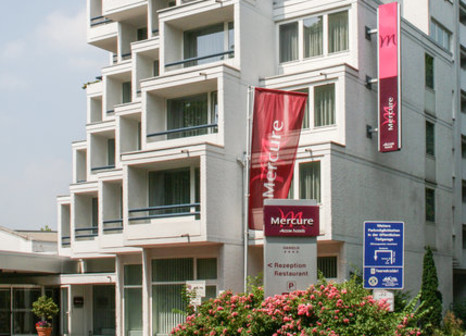 Mercure Hotel Hameln günstig bei weg.de buchen - Bild von FTI Touristik