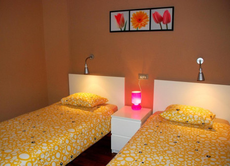 Hotelzimmer mit Fitness im Las Dunas Apartamentos