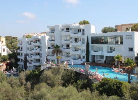 Hotel Ferrera Beach Apartments in Mallorca - Bild von FTI Touristik